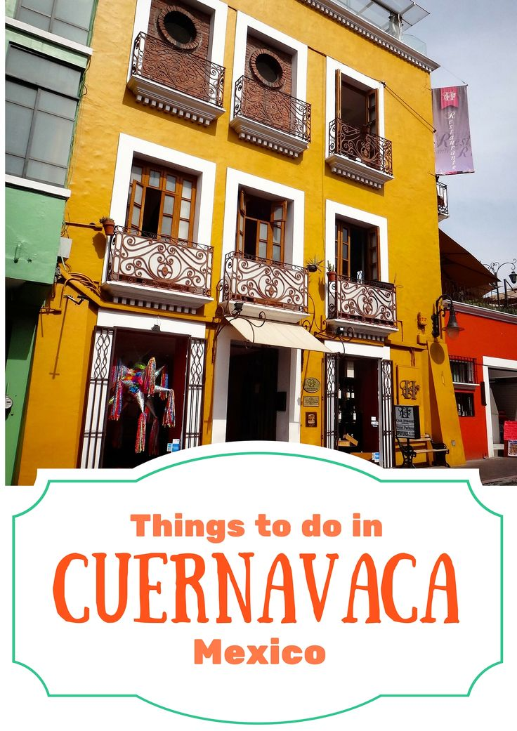 Visit this beautiful city, which is an hour drive away from Mexico City. Findnewadventures.com