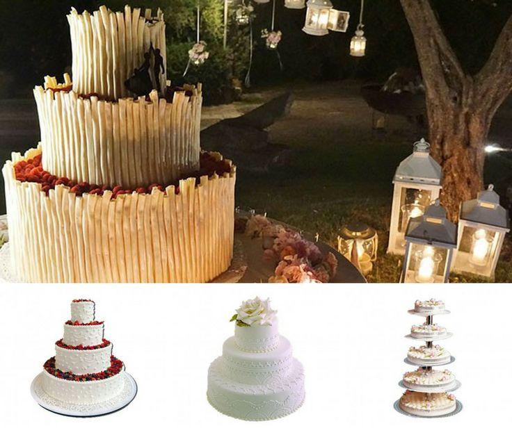 #WeddingCake  Stai pianificando il tuo matrimonio e vuoi che sia perfetto in ogni dettaglio? Stupisci i tuoi invitati con una delle nostre Torte Nuziali!