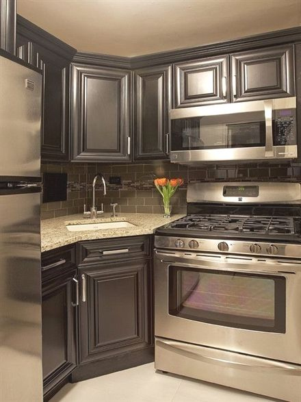 15 Modern Small Kitchen Design Ideas for Tiny Spaces small kitchen