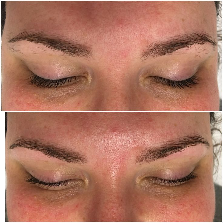 Before and after brow wax. I am so grateful for all my girlfriends who have been so supportive of my business. #zarabellaskincare #indiehairsociety #masteresthetician #browwax #brows #everett #bestskincareineverett #waxing #chemicalpeels #facials #browtinting #lashtinting #lashlifting #microdermabrasion #dermaplaning #beauty #skincare