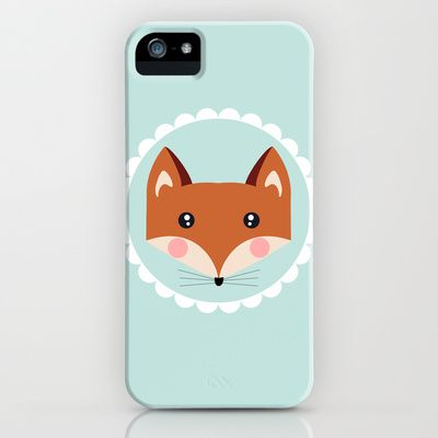 Fox Phone Case Iphone