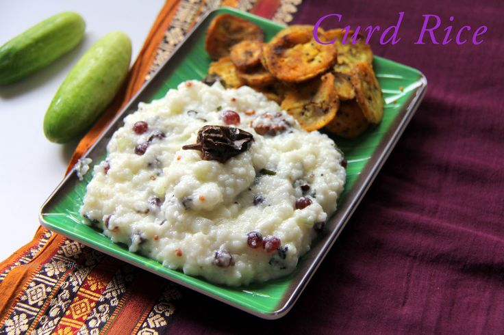 Great-secret-of-life: Curd Rice