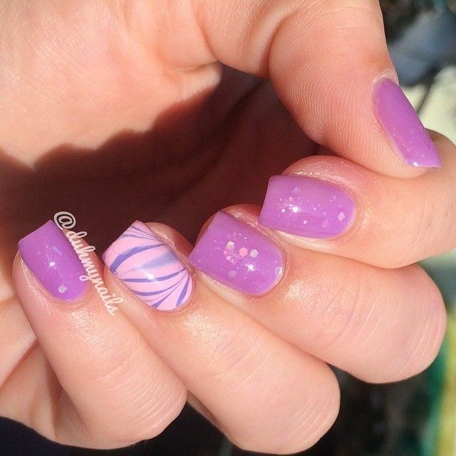 94 best Nail Art: Watermarble images on Pinterest | Friends family ...