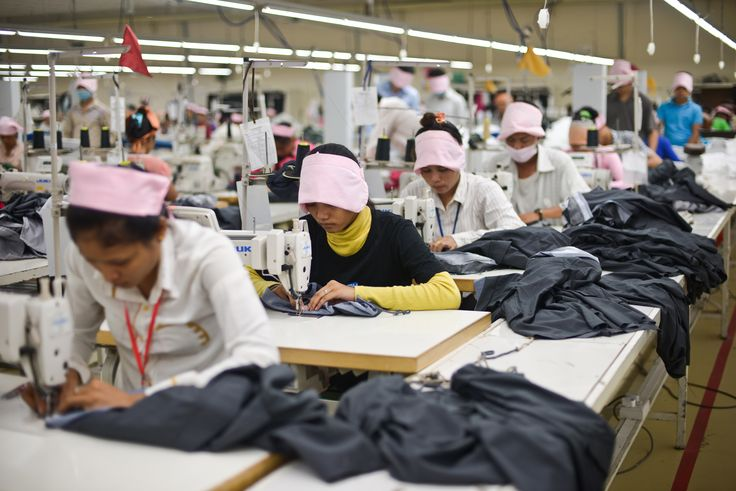 HRW Publications - Work Faster or Get Out: Labor Rights Abuses in Cambodia's Garment Industry