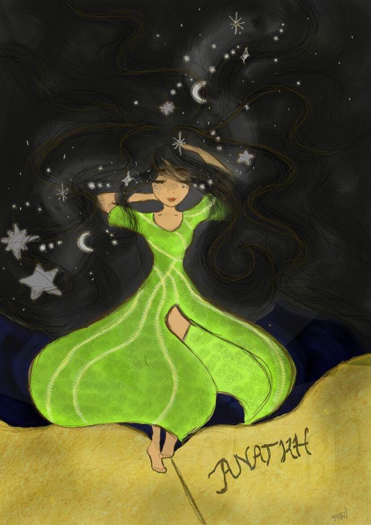 Esmeralda in frollo's dreams