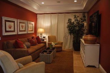 Small Media Room Design, Pictures, Remodel, Decor and Ideas