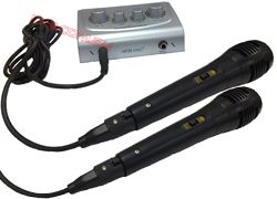 Turn your DVD Player into a Karaoke Machine from only $59.99 connects in seconds and lets you singalong to karaoke DVDs which we have also cheap fun for the whole family.