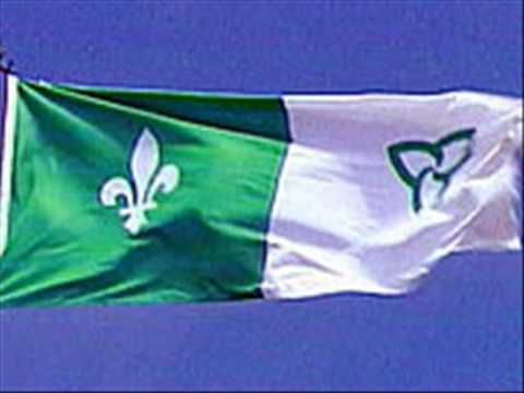 Mon Beau Drapeau - YouTube A song about the history of Franco-Ontarian culture