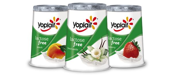 No way!  Yoplait makes a lactose free yogurt?  What else am I missing????