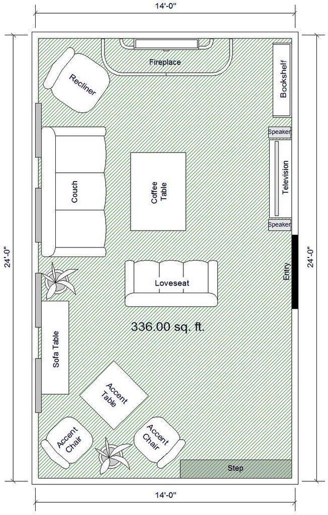 charming long rectangular living room decorating | Pin by Katelyn Cardinal on home remodel | Rectangular ...