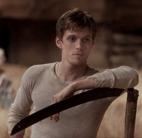 [FC: Jake Abel] George Nathan Albany, hailing from the beautiful valleys of Berkeley, California, is the son of Bellona (Roman goddess of War), and has been serving the legion for almost ten years. News arrived of the dark things that've stirred in the wake of Loki's death, and the Legion is preparing to support CHB wherever they can. [ + Natural Born Leader, Tactful, Wise] [ - Back-handed, Acid-tongued, Proud] [20, Bi, Unknown] [Longsword, Shield] [Battle magic, Wind magic]