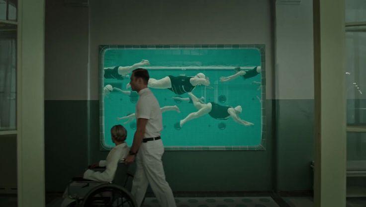 美しさの中に混在する狂気が人の好奇心をくすぐるサイコホラー映画「A Cure for Wellness」予告編公開