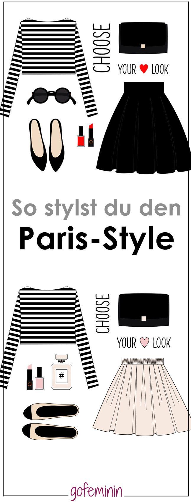 Tres chic, der Paris Style! Alle Styling-Geheimnisse der Französinnen!