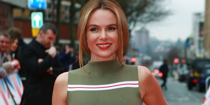 Amanda Holden left little to the imagination as she stepped out for the latest round of 'Britain's Got Talent' auditions in Birmingham on Thursday.All eyes were on the 'BGT' judge, but we have a feeling not many of t... 06/01/15