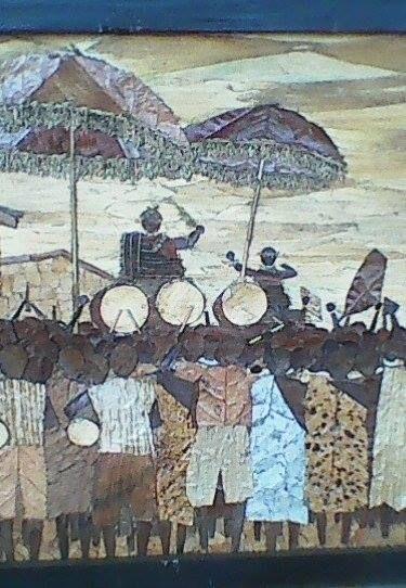 Obibini traditional folk art