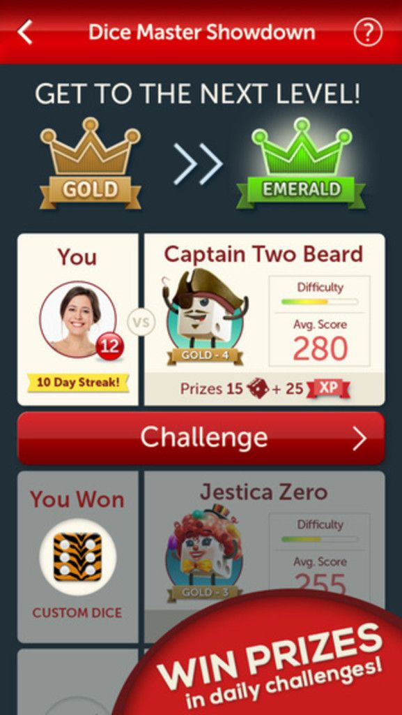 FREE Yahtzee with Buddies Game Download - IOS