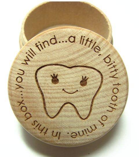 tooth fairy ideas tooth box