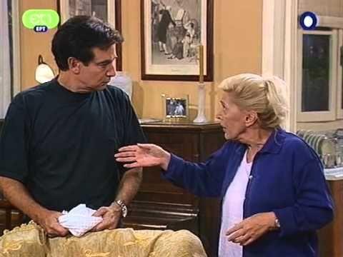 Μαμά και γιος (2002) 1ο Επεισόδιο [Οίκος Ευγηρίας] - YouTube