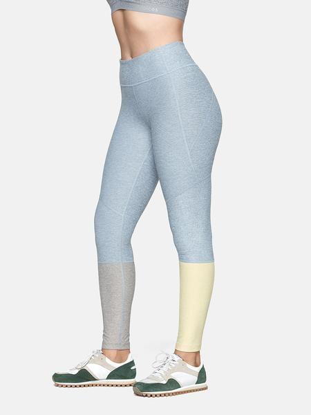 4ef37e7865edb 7/8 Dipped Warmup Legging - High Waisted Leggings – Outdoor Voices ...