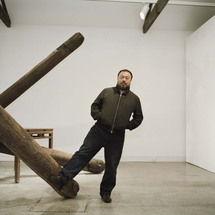 Ingvar Kenne, Citizen, Ai Weiwei, Artist © Ingvar Kenne Personal www.ingvarkenne.com