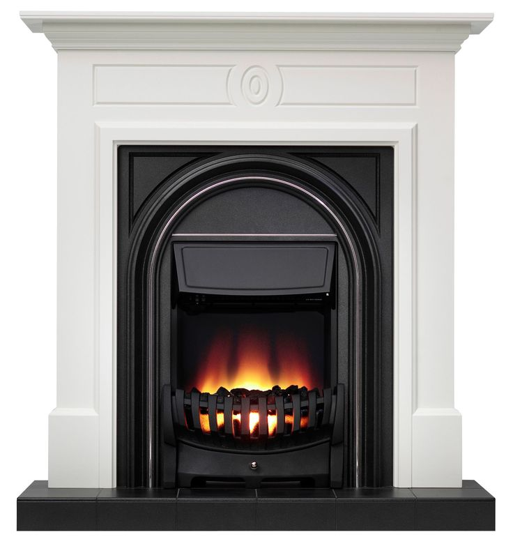 Modern Electric Fire Suites Part - 22: Be Modern Dalston Flat Against Wall Electric Fire Suite | Departments | DIY  At Bu0026Q