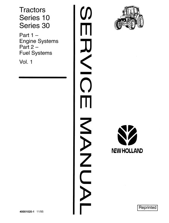 Ford 3600  3230  3610  3430  3910  3930 Tractor Service Manual