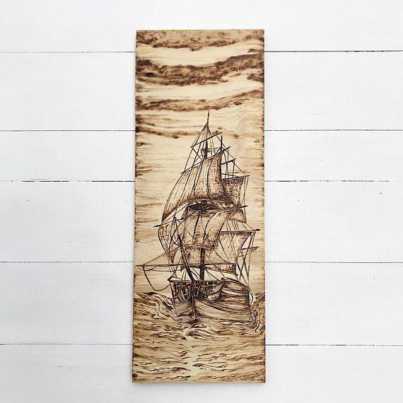 Nautical Decor Rustic Wood Decor Nautical Wall Art Wood Nautical Decor Ocean Wall Art Nautical Art Ocean Wall Decor Wood Art Nautical Wall Art Nautical Art Wood Art