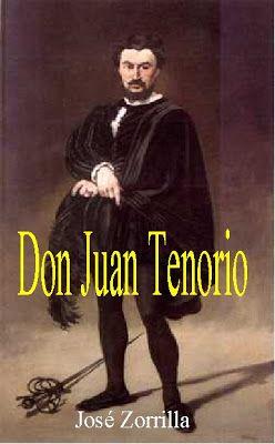 La obra que recrea el famoso mito del Don Juan. En ella hay un amor imposible entre don Juan y doña Inés.