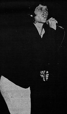 Jim Morrison. lovely man from The Doors.