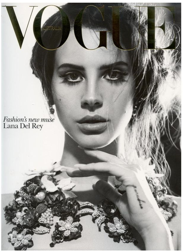 #LanaDelRay by Vouge Celebrity #MakeUp - Beauty Works London