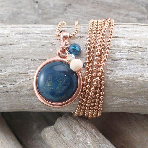 Luxe sieraden gemaakt met prachtige facetkralen