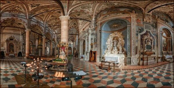 Chiesa di Sant'Anastasia Verona Piazza S. Anastasia, Verona VR, Italië