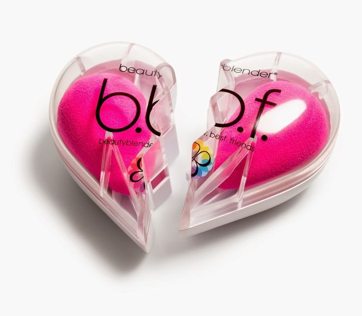 BBF original beauty blender right half of heart only! New fast ship #Beautyblender