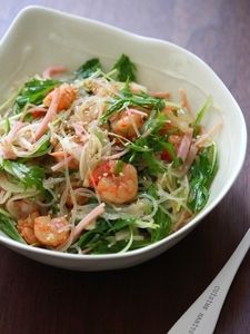 海老の春雨サラダ。 by 栁川かおり / レシピサイト「Nadia | ナディア」プロの料理を無料で検索
