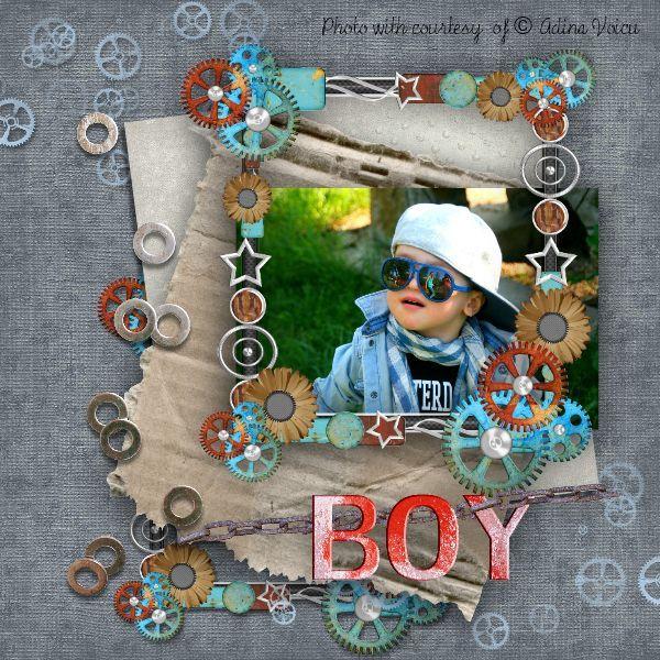 New kit ONLY FOR BOYS  http://www.bazarascrap.fr/13-lalie-designs Photo: Adina Si Ionut https://pixabay.com/it/users/AdinaVoicu-485024/