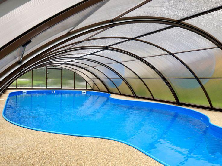 Samonosný bazén - Atypické bazény