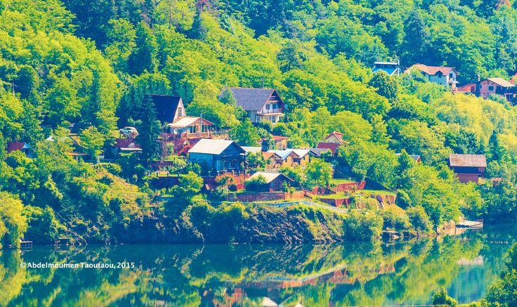 Tarnita lake in Cluj county, Romania!