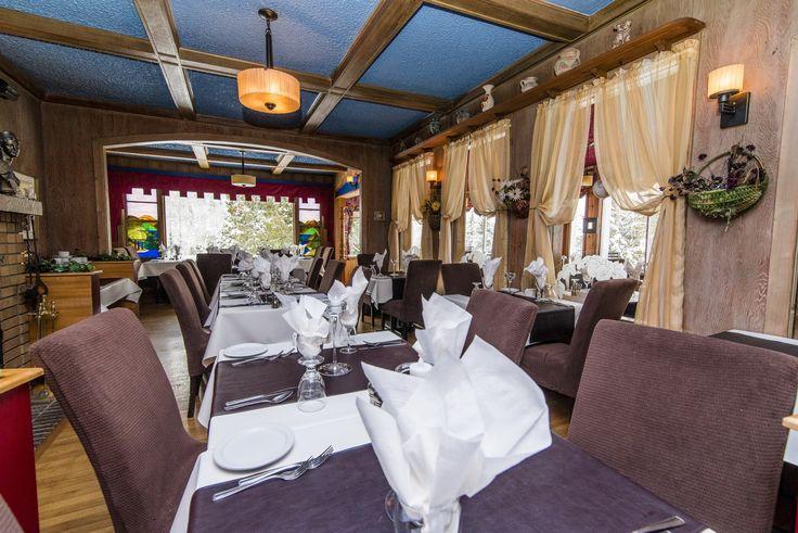 Restaurant Uno – Vue salle à manger – Hotel Spa watel