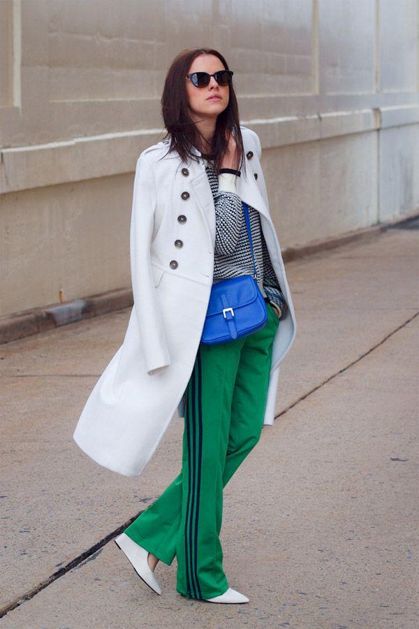 Trackpants warna cerah