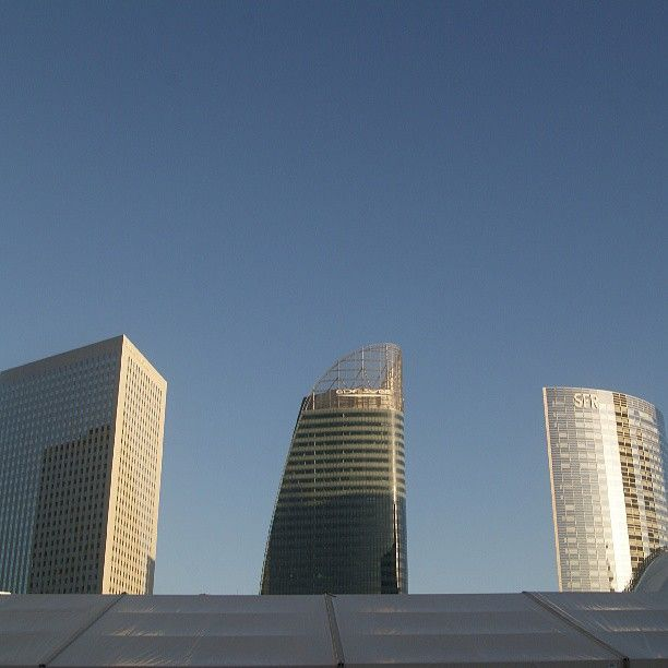 quartier de La #Défense #Paris