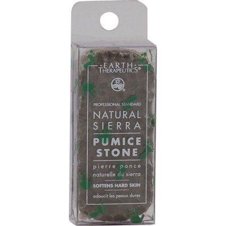 Earth Therapeutics Natural Sierra Pumice Stone 1 Pumice Stone, Multicolor