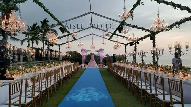 Luxury Bali Wedding, The Istana Bali by Aisle Project