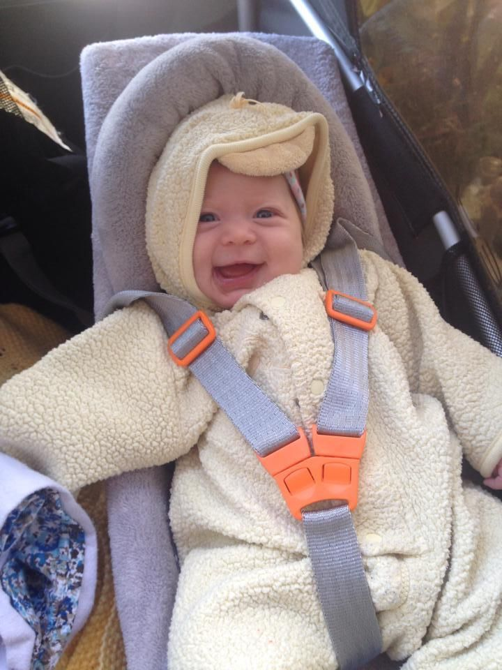 Biking with Babies: Part 1