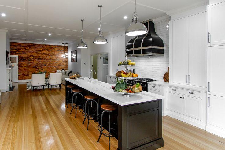 Kitchen, Family Area