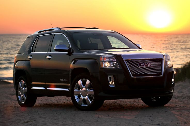 2014 GMC TERRIAN DENAIL IN BLACK | Home / Research / GMC / Terrain Denali / 2014