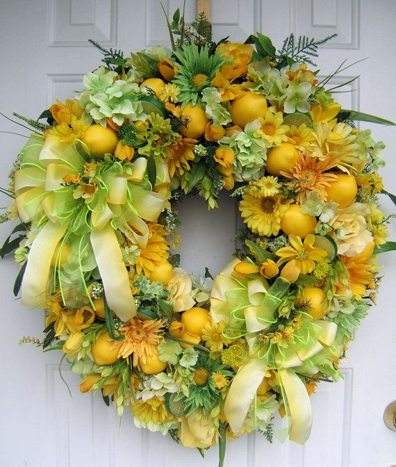 1000 Images About Front Door Wreaths On Pinterest