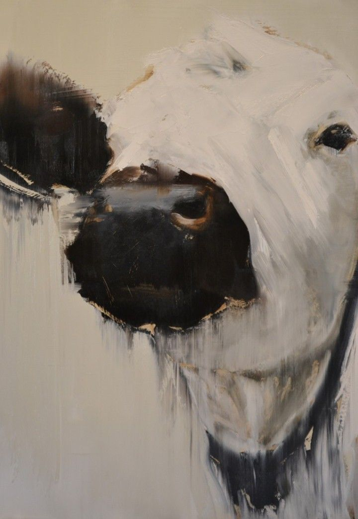 Now this is a gorgeous cow print!