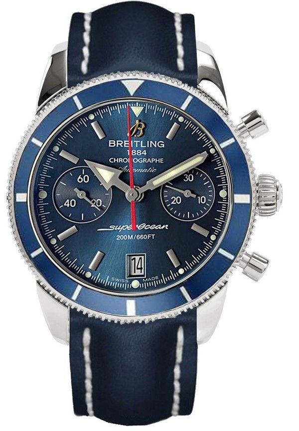 men watches: Shop to buy Breitling Superocean Heritage Chronograph 44 A2337016/C856-105X