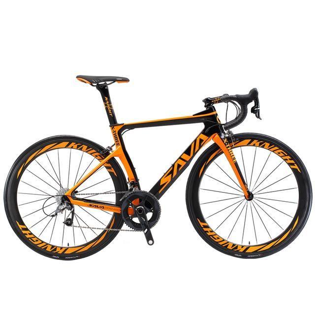 Sava Phantom 5 0 700c Carbon Fiber Road Bike Cycling Bicycle Sram
