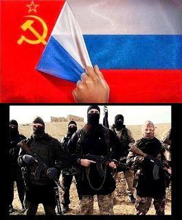 Bruno Braga: O jihad vermelho russo.
